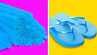 SMART WAYS TO REUSE PLASTIC