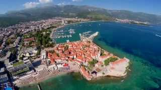 Montenegro Budva and Sveti Nikola Air video from a Drone FPV(Hello This is third of a series of the videos from Montenegro Budva - a (Serbian: Будва, Budva, pronounced [bûːdv̞a] or [bûdv̞a], Italian: Budua) is a coastal ..., 2014-07-23T05:56:43.000Z)