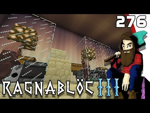 [Minecraft] Ragnablöc III - #276 - La team de Golgoth