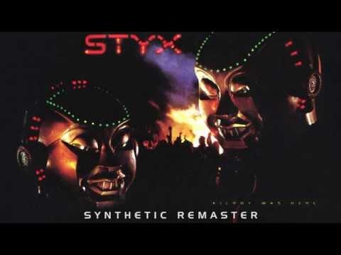 Styx  Mr Roboto remaster