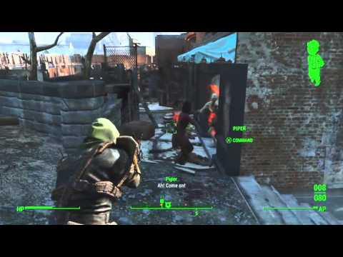 fallout 4 - 0 - FYIG Plays Fallout 4 – Brotherhood of Steel, Sanctuary, and Helping Travis