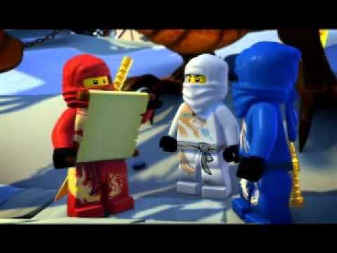 Lego NinjaGo phần 2 tập 3 Sự nổi dậy của đế chế rắn tieng Viet
