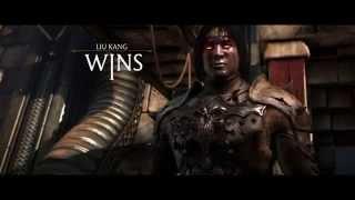 Dualist Liu Kang - Ranked Matches - Mortal Kombat X (PS4)