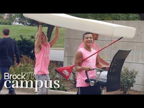 Brock University - MOVE IN DAY 2017