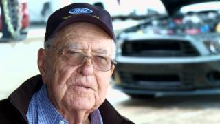 Carroll Shelby and the 2013 Ford Shelby GT500