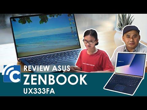 Asus Zenbook 13 UX333FA, Laptop 13 Inci Paling Ringkas Bertenaga Intel Core i5-8265U