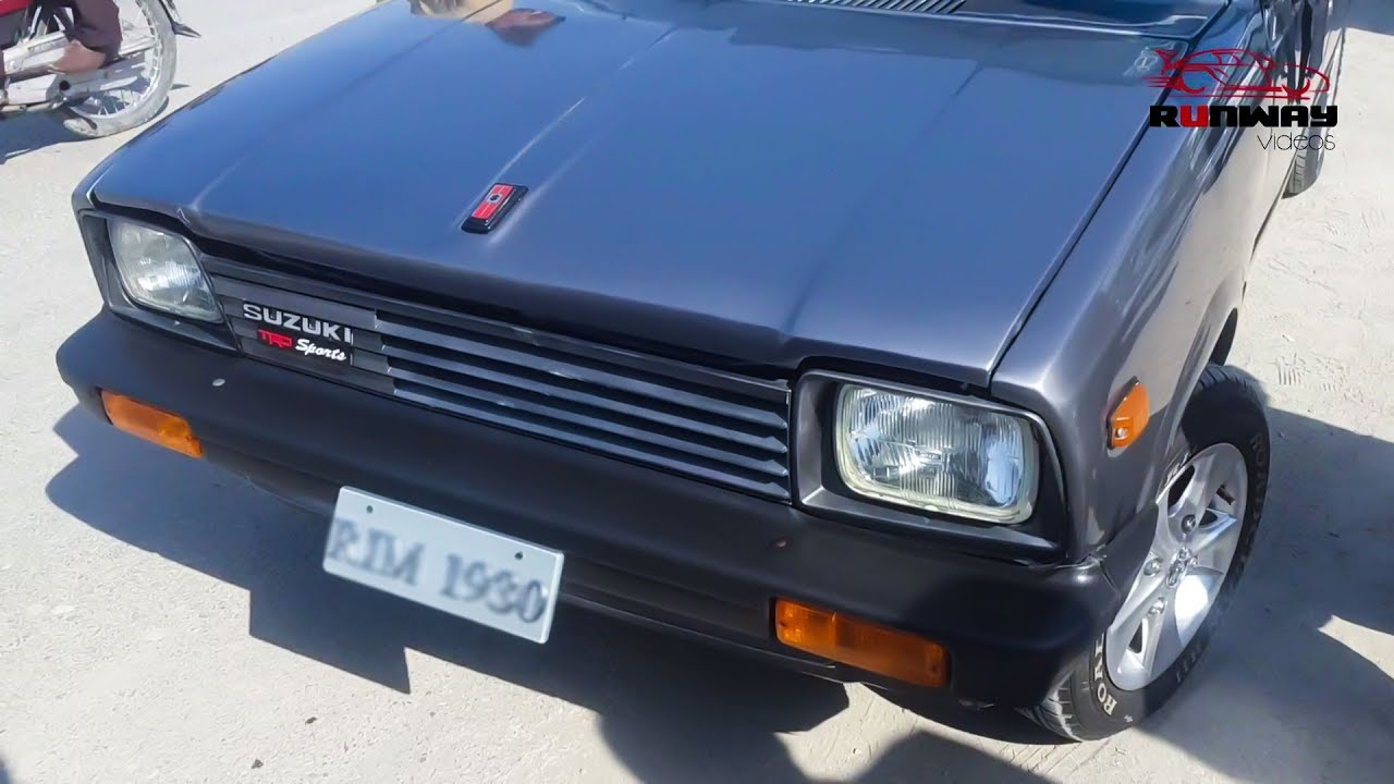 Suzuki Fx 1984 Modified Spacial Car For Sale For Car Lovers 0 Meter