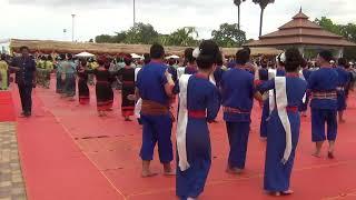 อีสานบ้านเฮา พฺิธีบูชาพระธาตุพนม 2555