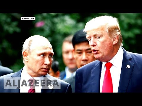Trump backpedals from remarks about 'Russian meddling'