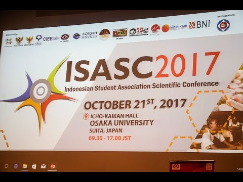 ISASC 2017 - Indonesian Student Association Scientific Conference