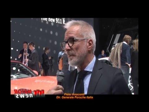 Pietro Innocenti e la nuova Porsche 718 Boxster – Motor News n° 4 (2016)
