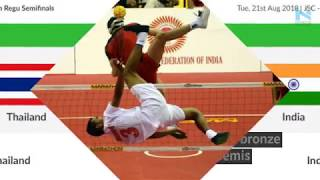 Asian Games 2018: India wins first ever medal in Sepaktakraw