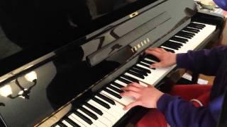 The One -Kodaline (Piano Cover)
