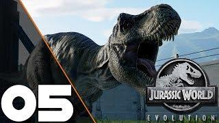 Archiwum: Jurassic World: Evolution #5