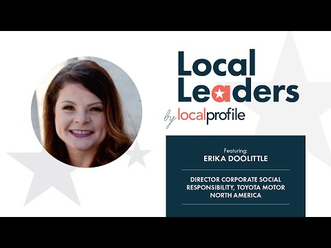 local profile local leaders feat erika doolittle