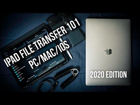 Transfer Any File From A PC Or Mac To IPad Wireless And Back - 2020 Edition