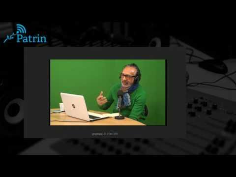 Radio Patrin Amsterdam / Moldova - Live Broadcast 2017-01-22