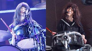 【完全再現】乃木坂46 齋藤 飛鳥のドラムソロを完コピで演奏してみた