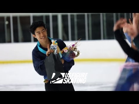 Meet Nathan Chen: Consistency is Key