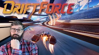Driftforce Review (Video Game Video Review)