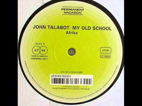 John Talabot - Afrika