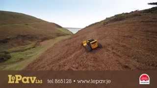 Le Pav Ltd - ROBOCUT in Action
