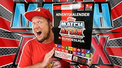 Match Attax ADVENTSKALENDER 2019/20 Unboxing