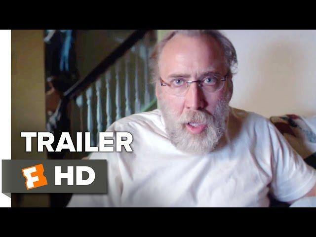 Nicolas Cage se pasea en burro por Marrakech en busca de Bin Laden