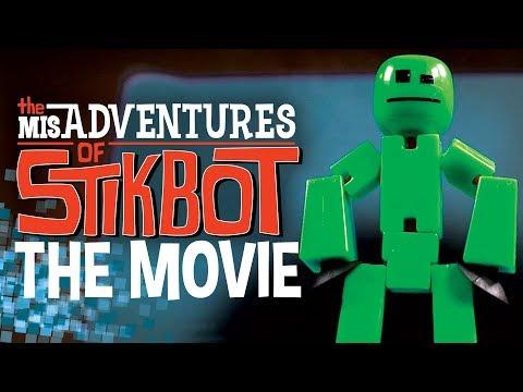 The MisAdventures of Stikbot 🎭 | Full Movie