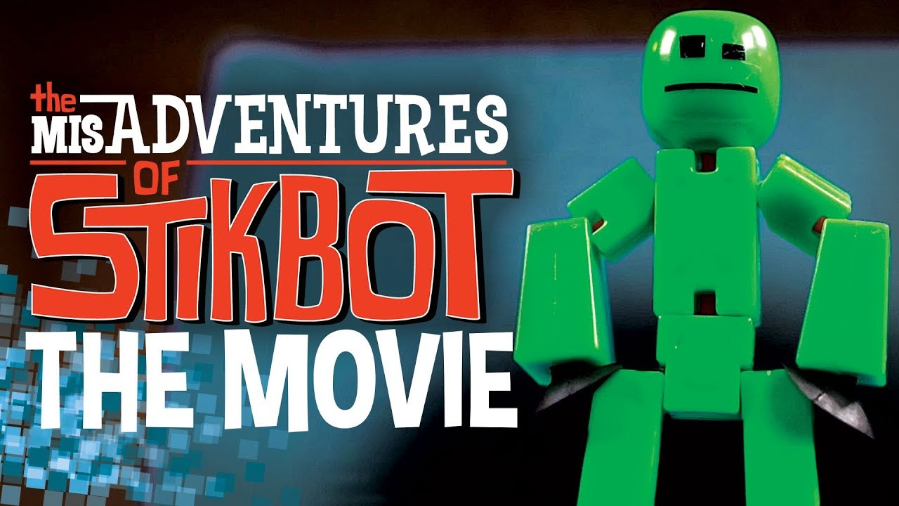 Download The MisAdventures of Stikbot 🎭 | Full Movie