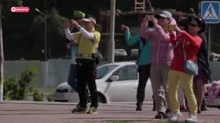 Японские туристы выбирают Камчатку!
