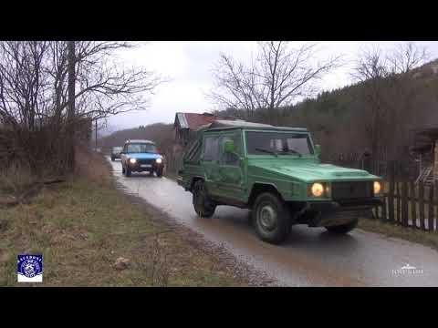 off road ohrid macedonia 10.02 2018