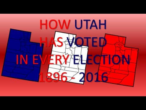 how-utah-has-voted-in-every-presidential-election