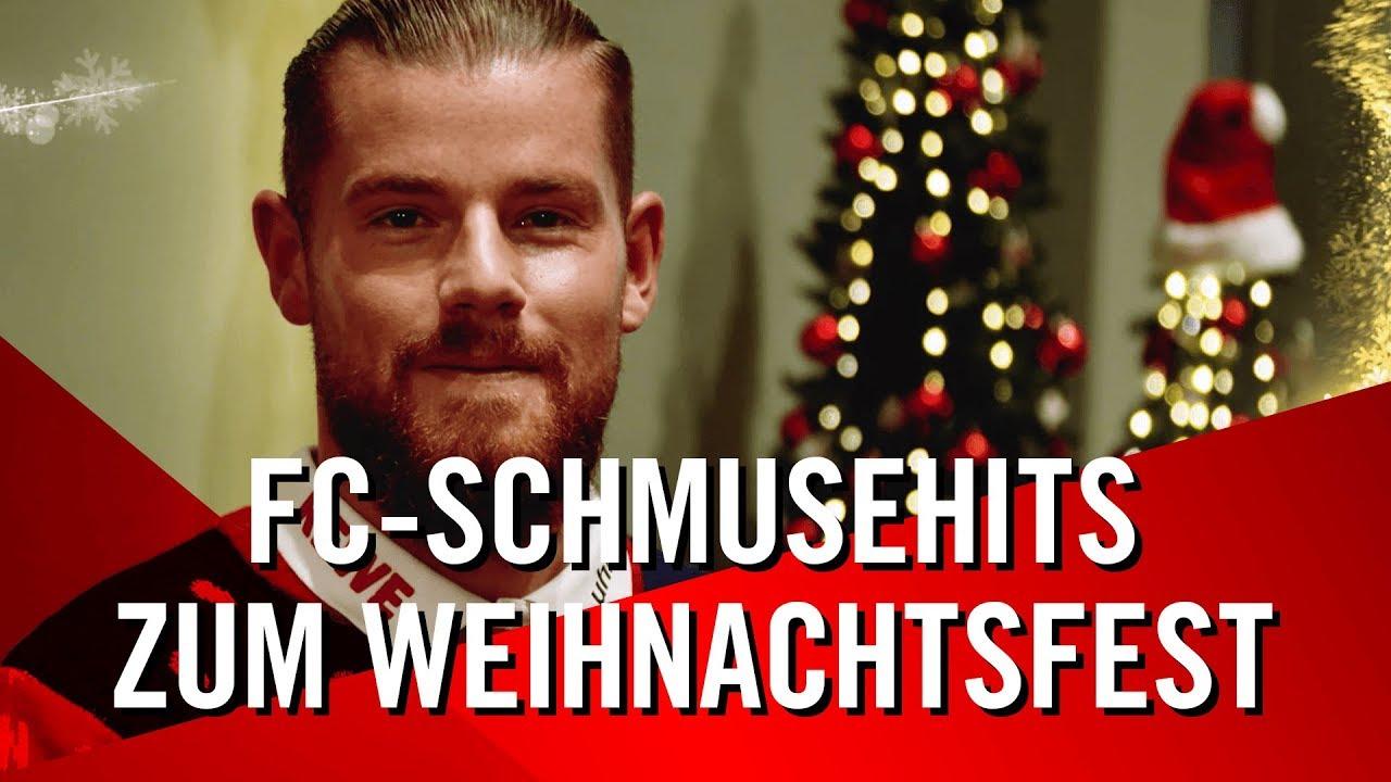 FC-Schmusehits zum Weihnachtsfest | 1. FC Köln | Weihnachten