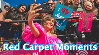 Agnez Mo, Tiffany Young, and Miguel iHeart Awards Recap BTS  | Off-Air With Sisanie Ep. 33