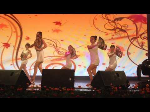 EASB Performing Arts Club - Chinese Dance (2014 EASB Annual Dinner)