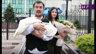 Кентал ұлды болды! Роза Рымбаева әже атанбақ па?