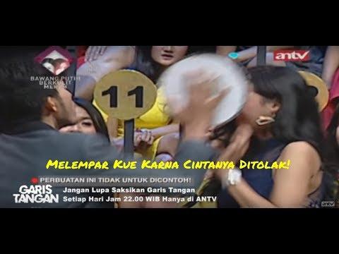 Cinta Ditolak, Kandidat Pria Lempar Kue | Garis Tangan | ANTV | 14/01/2020 | Eps 77