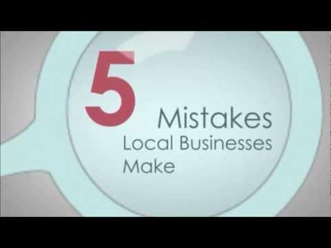 Muscle Shoals AL 5 Mistakes Biz Owners Make Online Advertising Muscle Shoals AL