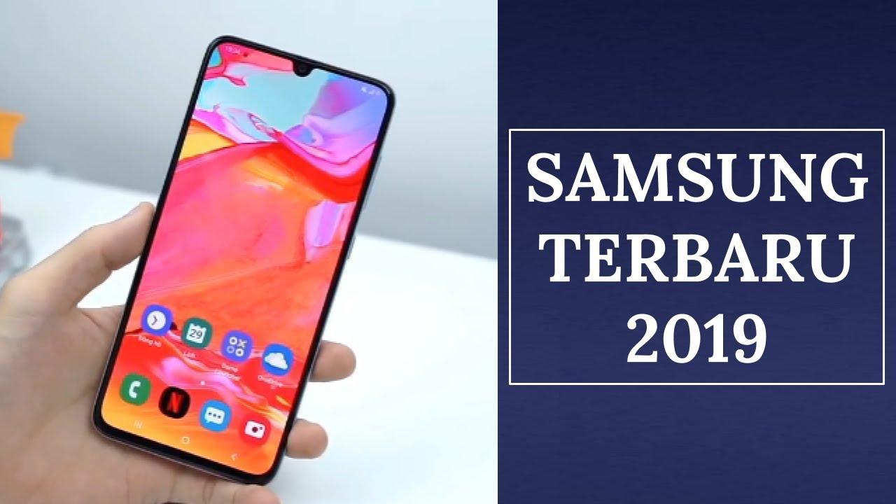 5 Hp Samsung Terbaru 2019 Harga Mulai 1 Jutaan Part2 Youtube