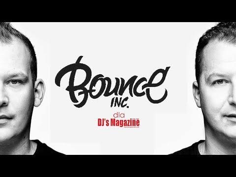 BOUNCE Inc. dla DJ's Magazine / styczeń 2018