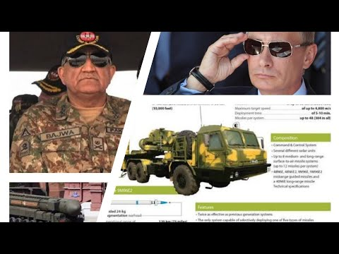 Pakistan And Russian Army Going to Sign a Security Agreement For S-400 Air Defense System in Urdu.