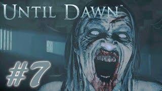 МОИ НЕРВЫ НА ПРЕДЕЛЕ! (Until Dawn) #7