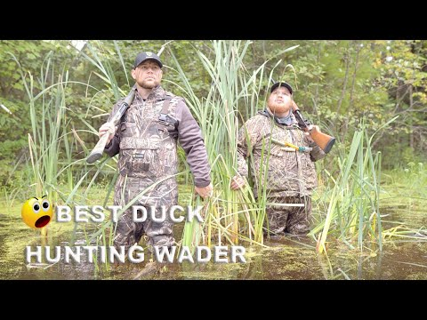 TideWe Hunting Waterproof Camo Chest Waders From $79.99---Absolutely Affordable And  Worth Buying
