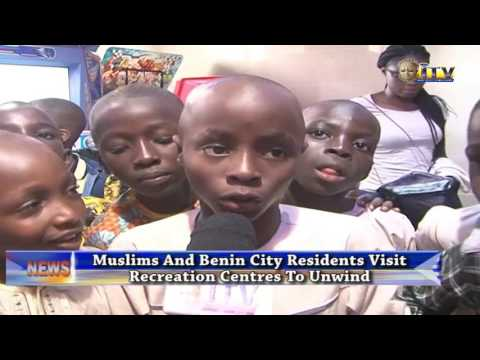 Muslims And Benin City Residents Visit Recreation Centres To Unwind