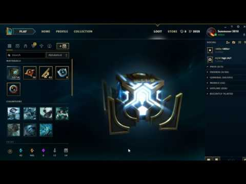 how to get league of legends chests