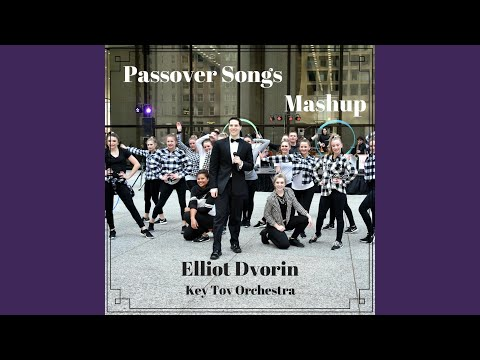 Passover Songs Mashup