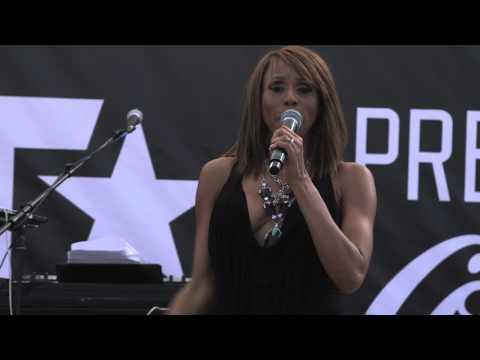 Deborah Cox Live @ BET Experience (6/20/15)