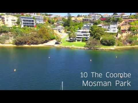 10 The Coombe Mosman Park