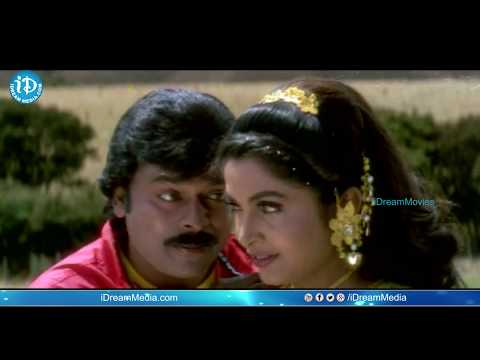 Iddaru Mitrulu Songs - Manasa Vacha Video Song | Chiranjeevi, Ramya Krishnan || Mani Sharma